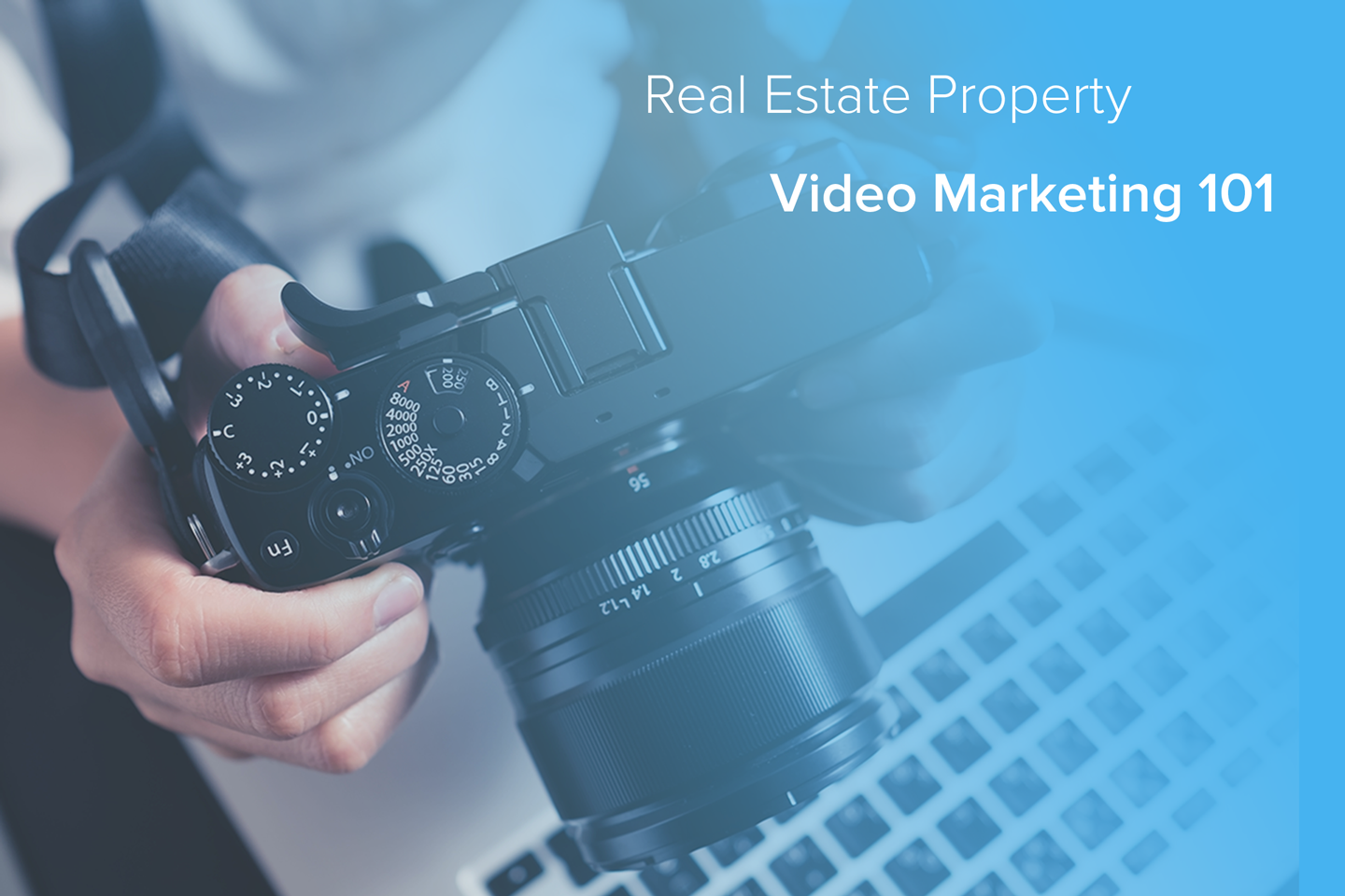 getting started with real estate video marketing