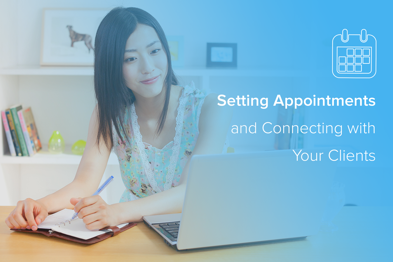 setting appointments in chime