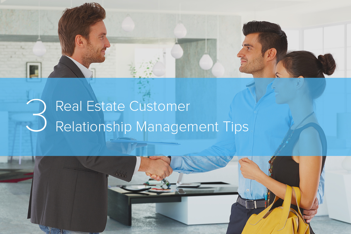 real estate crm tips